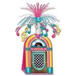 "Centerpiece-Cascade-50's Jukebox-1pkg-15"""