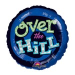 """Foil Balloon - Over the Hill - 18"""""""