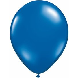 "Latex Balloon-Jewel Sapphire Blue-1pkg-11"""