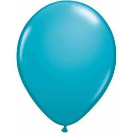 """Latex Balloon-Tropical Teal-1pkg-11"""""""