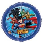 """Foil Balloon - Justic League - 18"""""""