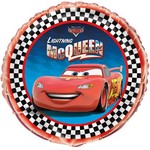 "Foil Balloon - Disney Cars - 18"""