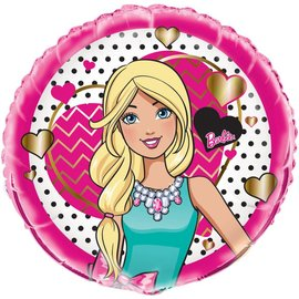 Foil Balloon - Barbie - 18""
