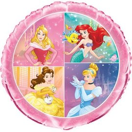 Foil Balloon-4 Princess 18""