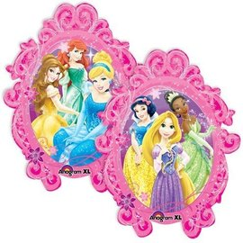 Foil Balloon-2 Sided Princess SuperShape 31""