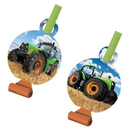 Tractor Time-Blowouts 8pk