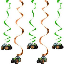 Tractor Time-Dizzy Danglers