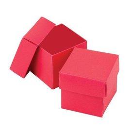 Favor Boxes- Fushcia- 25pk