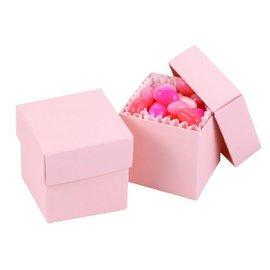 Favor Boxes- Light Pink- 25pk