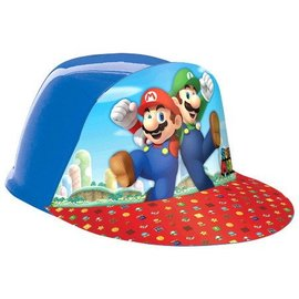 Hat Super Mario Plastic