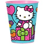 Hard Plastic Cup-Hello Kitty-1pk- Discontinued/Final Sale