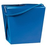 Chinese Takeout Container-Royal Blue-1pk-1Qrt