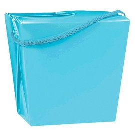 Chinese Takeout Container-Turquoise-1pk-1Qrt