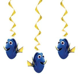 Ceiling danglers - Finding Dory
