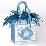 Balloon Weight - Baby Shower - Blue