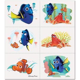 Finding Dory Tattoo Sheet 4pk