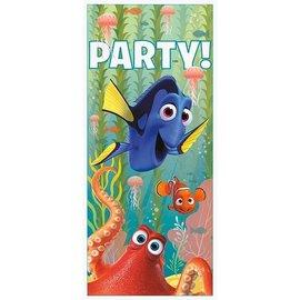 Finding Dory Door Poster (68.5cmX1.52m) 1pk
