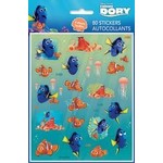 Finding Dory Sticker Sheet 4pk