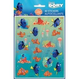 Finding Dory Sticker Sheet 4pk