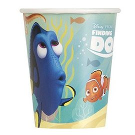 Finding Dory Cups - 8pk- Final Sale