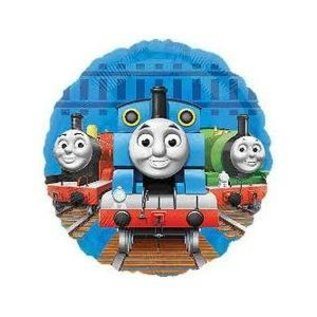 """Foil Balloon - Thomas and Friends - 18"""""""