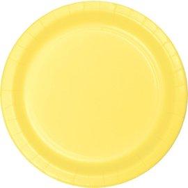 "Plastic Plates 20pcs- Mimosa (10.25"")"