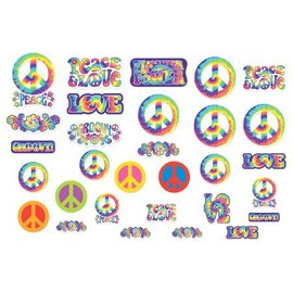 Groovy Cutouts - Value Pack