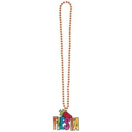 Bead Necklace - Fiesta