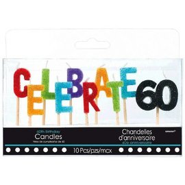 Candles Celebrate 60