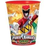 Cup Plastic - Power Rangers