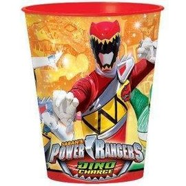 Cup Plastic - Power Rangers