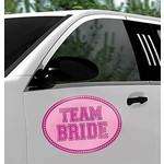 Car Magnet-Team Bride-12''