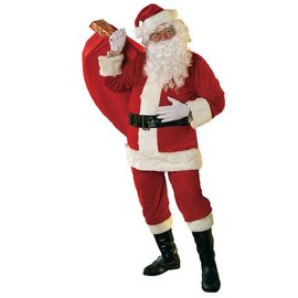 Costume-Santa Suit-Adult XL