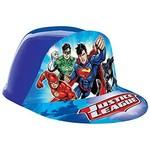 Hat-Vac Form-Justice League-Plastic