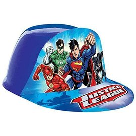 Hat-Vac Form-Justice League-Plastic