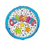 Foil Balloon - Congrats - 18''