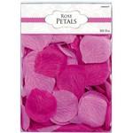 Rose Petals-Pink-Fabric-300Pk/2''