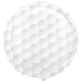 Foil Balloon - Golf Ball - 18""