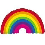 """Foil Balloon - Rainbow - 36"""""""