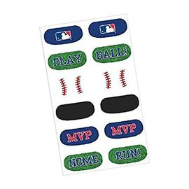 Tattoos-Major League Baseball-12pk