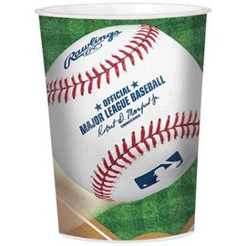 Cups - Major League Baseball Plastic - 16oz