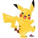 Foil Balloon - Air Walker - Pikachu