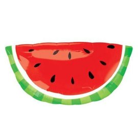 Foil Balloon-Supershape-Watermelon Slice-32""