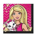 Beverage Napkins- Barbie- Final Sale