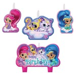 Candles - Shimmer and Shine