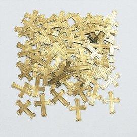 Confetti - Cross Gold-0.5oz