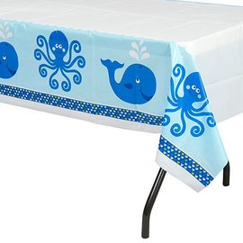 Tablecover - Ocean preppy Boy-54''x108''-Plastic