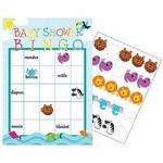 Bingo Game - Noah's Ark- 10pk