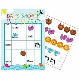 Bingo Game - Noah's Ark- 10pk