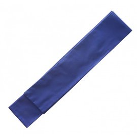 Satin Sash-Blue-Customizable-One Size Fits Most-1 Count